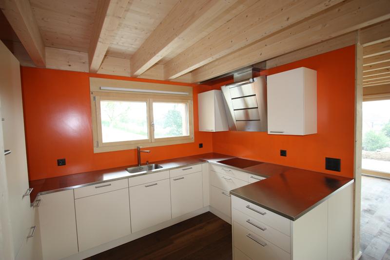 aido - Wandbeschichtung Küche